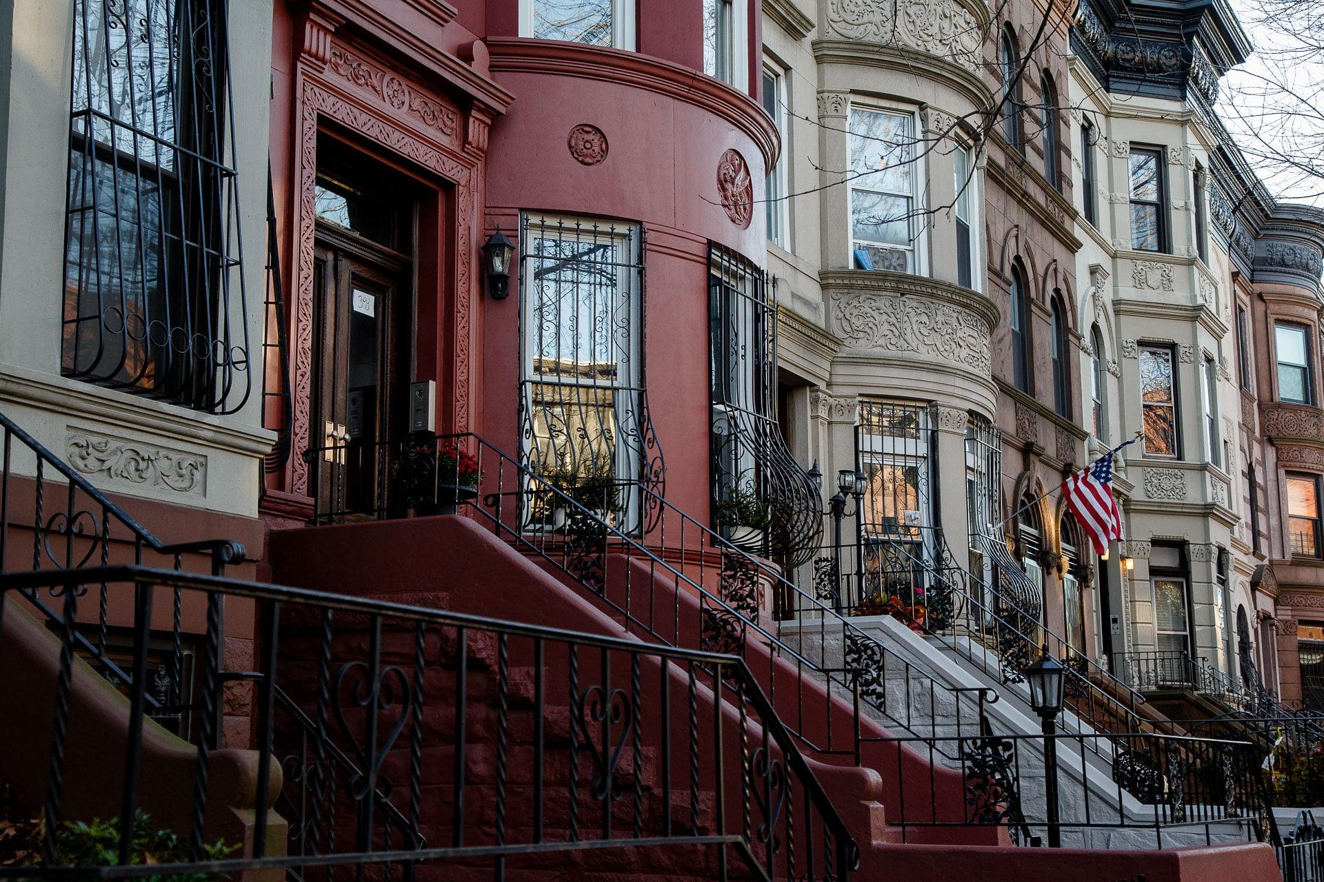 Brooklyn y queens nueva york mochilero digital - Casas en nueva york ...