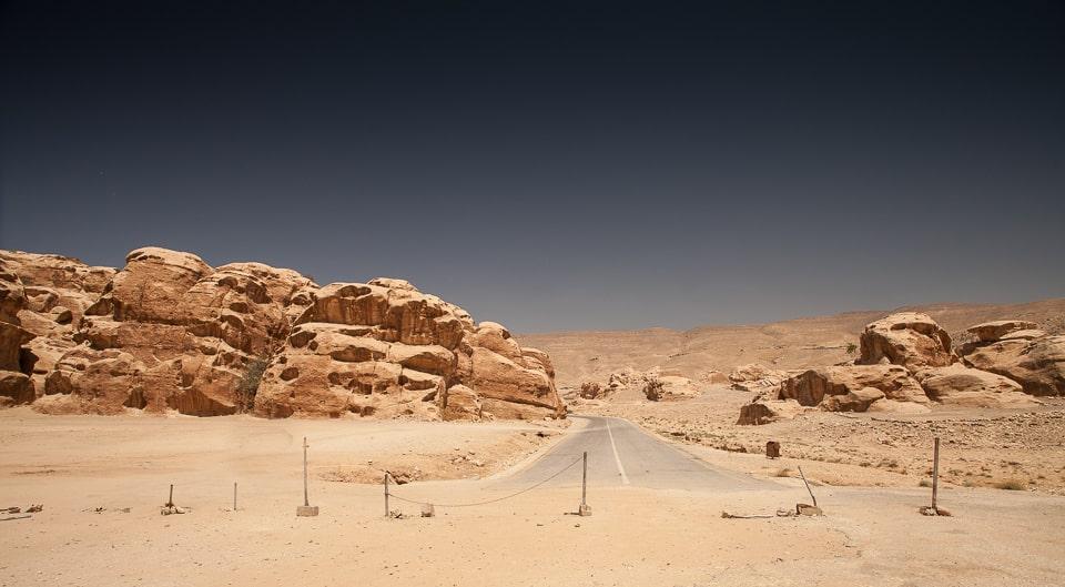 Wadi Mujib, Dana y La Pequeña Petra | Jordania