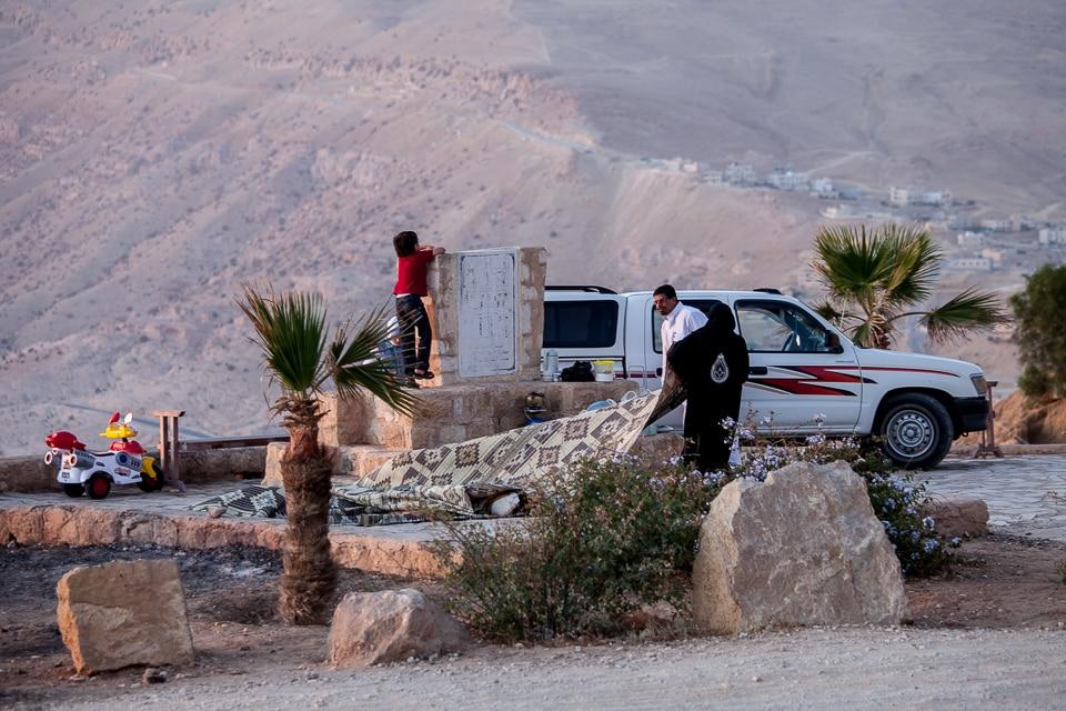 Mar Muerto | Jordania