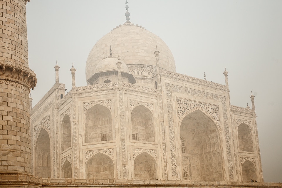 Agra y Taj Mahal | India