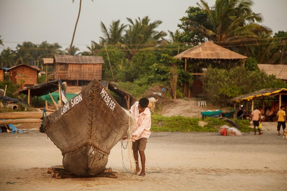 goa india playa