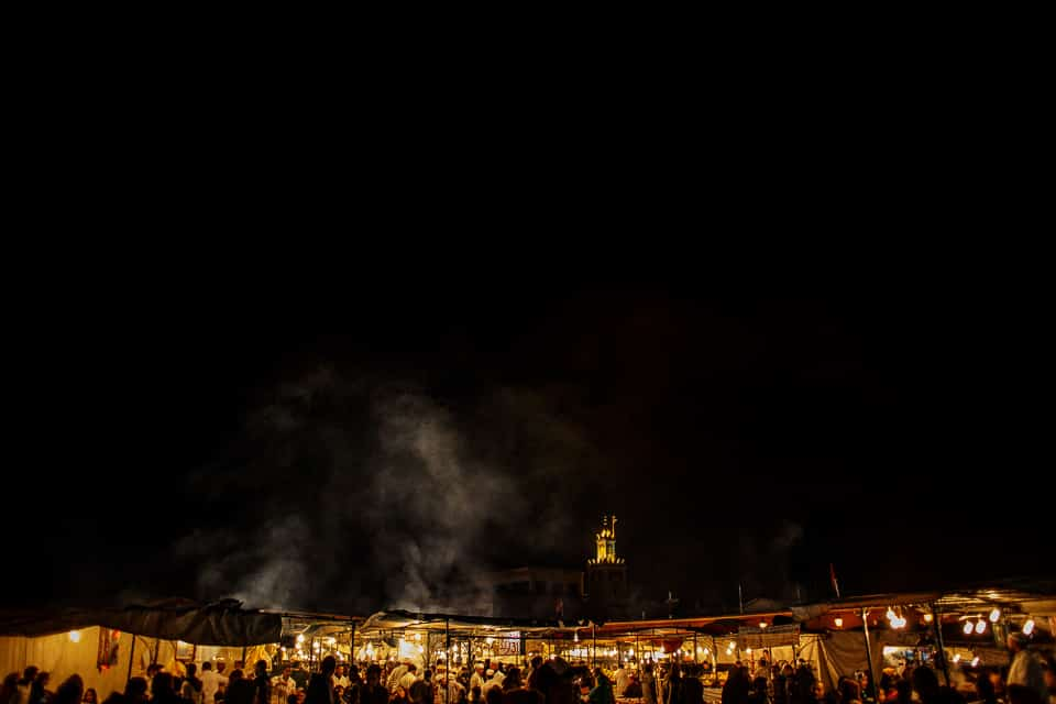 plaza fna marrakech