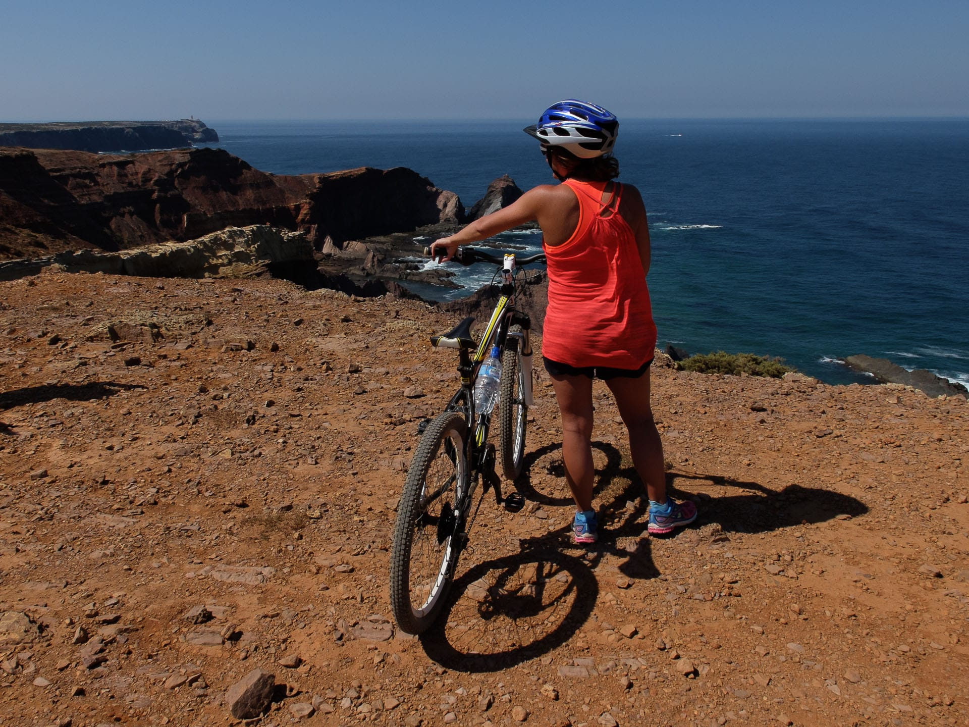 excursion bici cabo san vicente