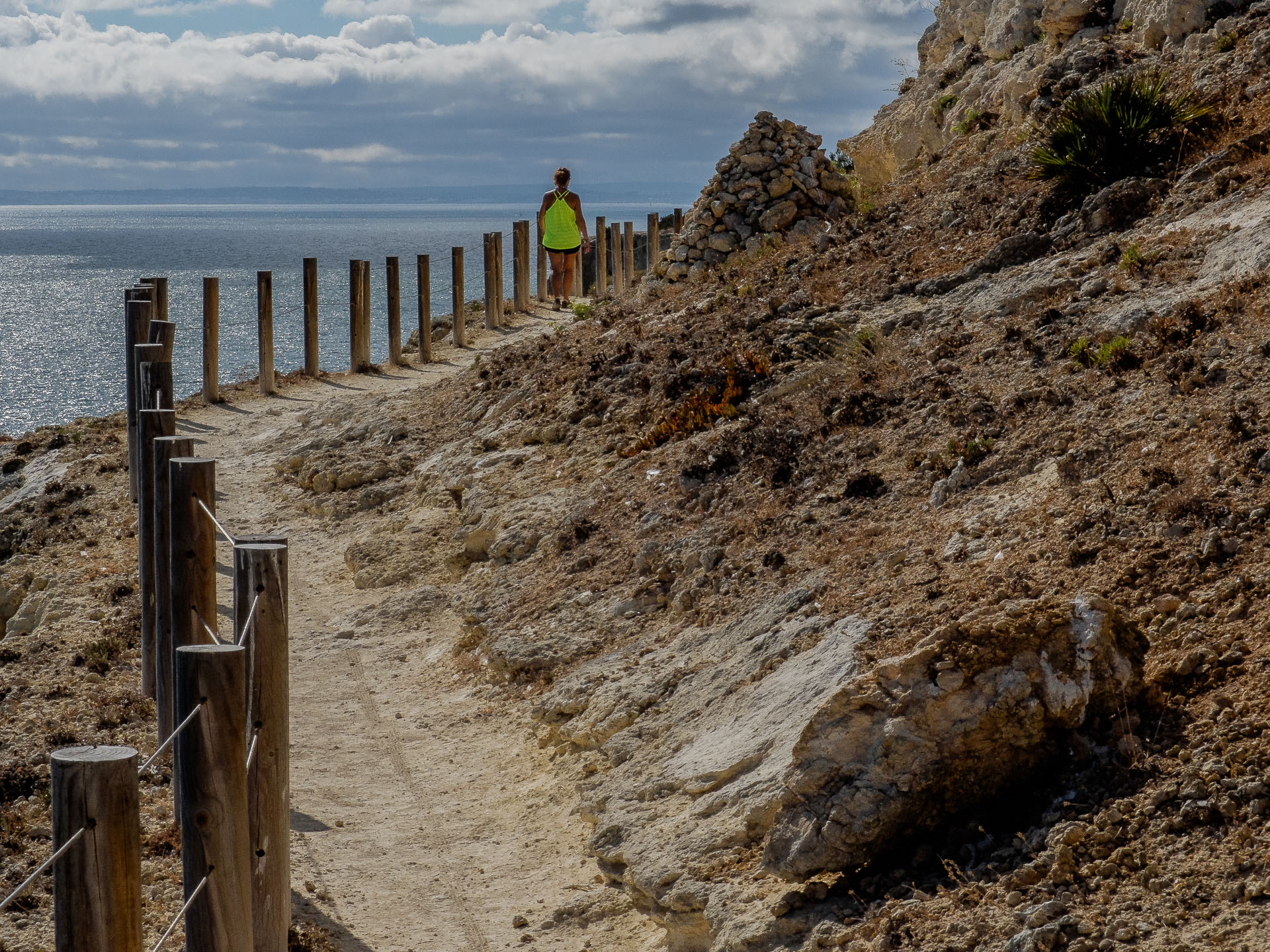ruta praia benagil