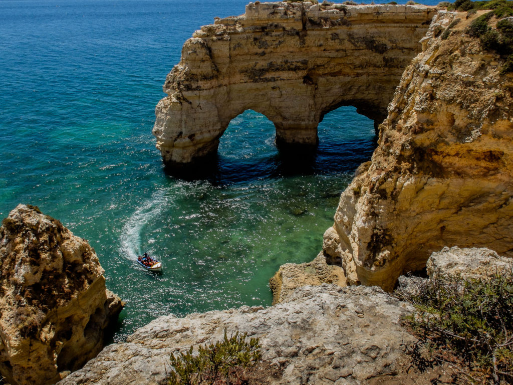 Qué ver en el Algarve portugués en 7 días