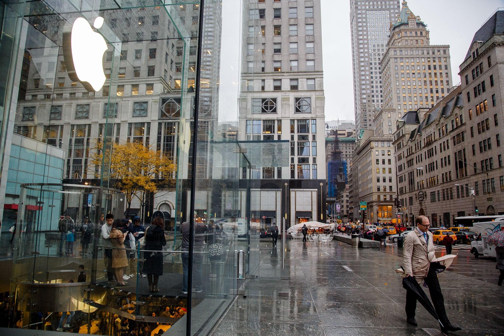 apple store nueva york
