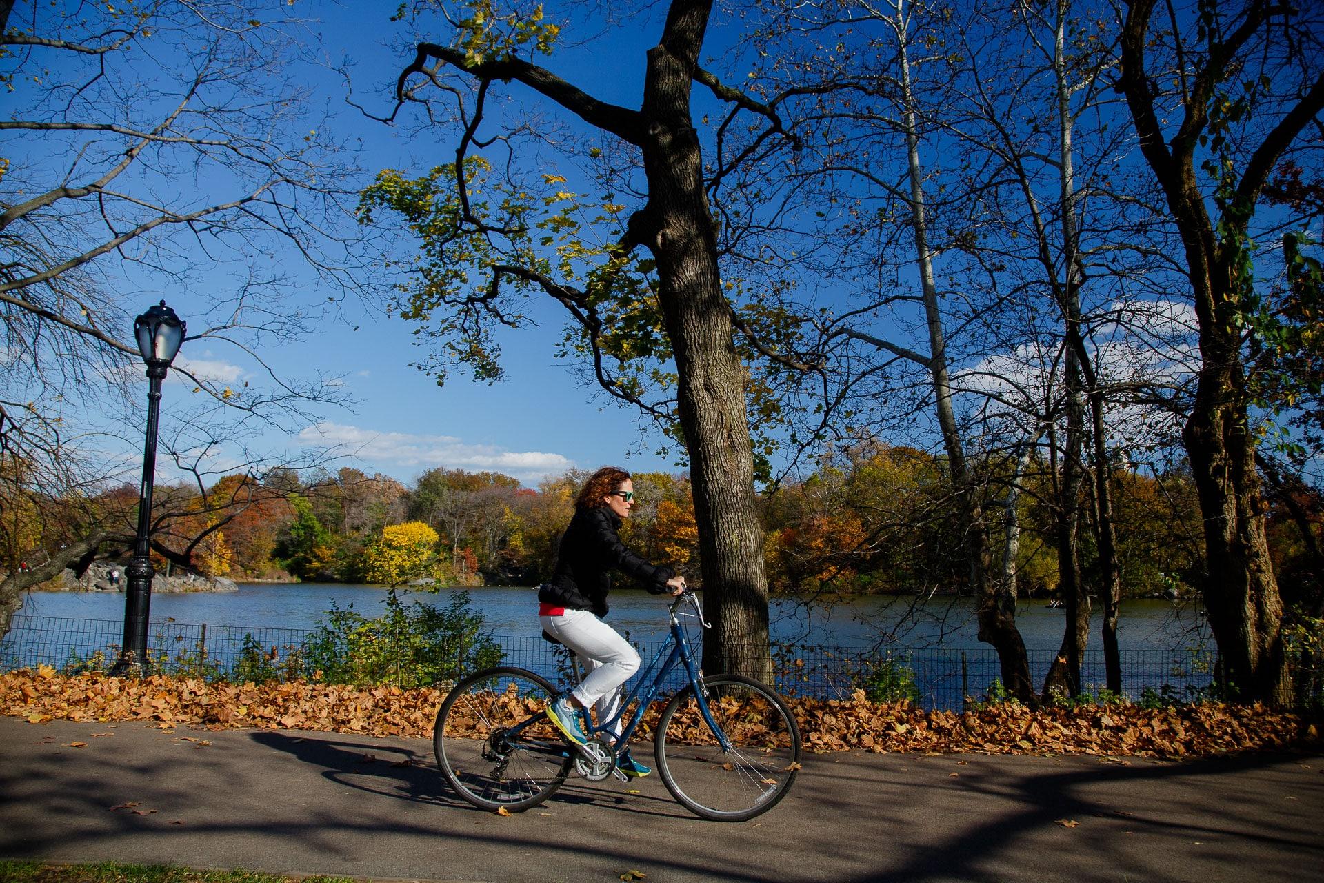 central park bici