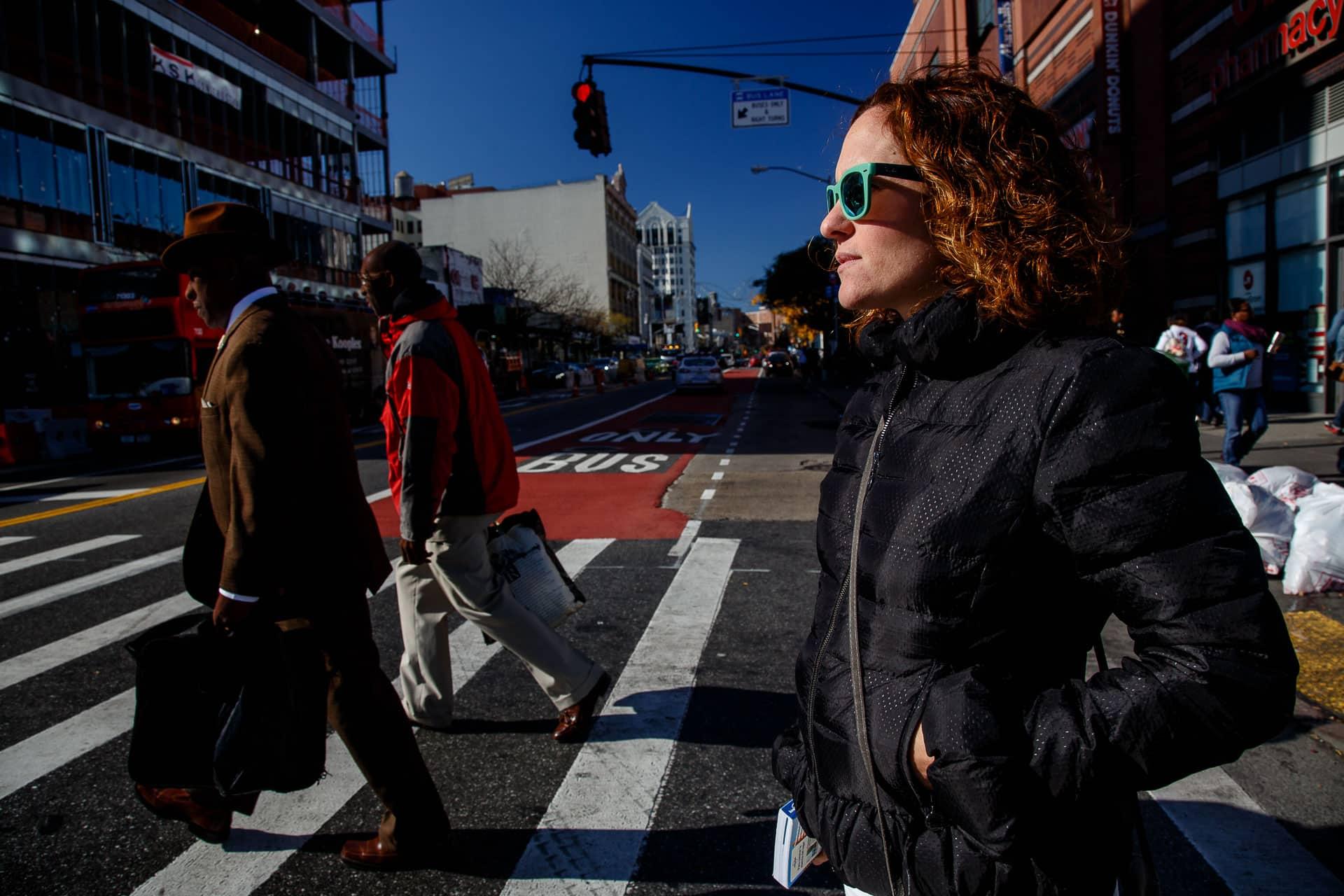 calles harlem nuew york