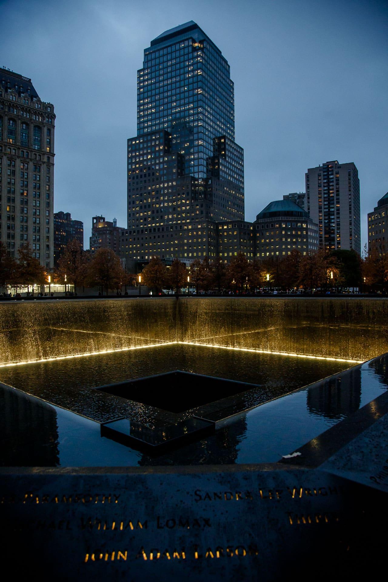 torres gemelas memorial 9-11