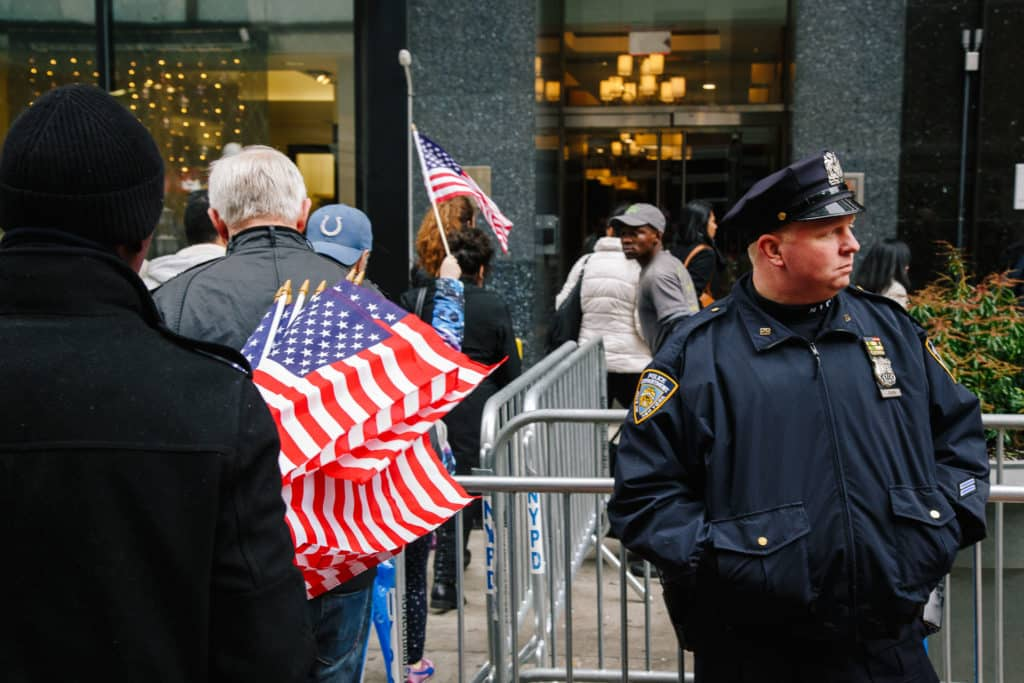 New York Veterans Day 135001