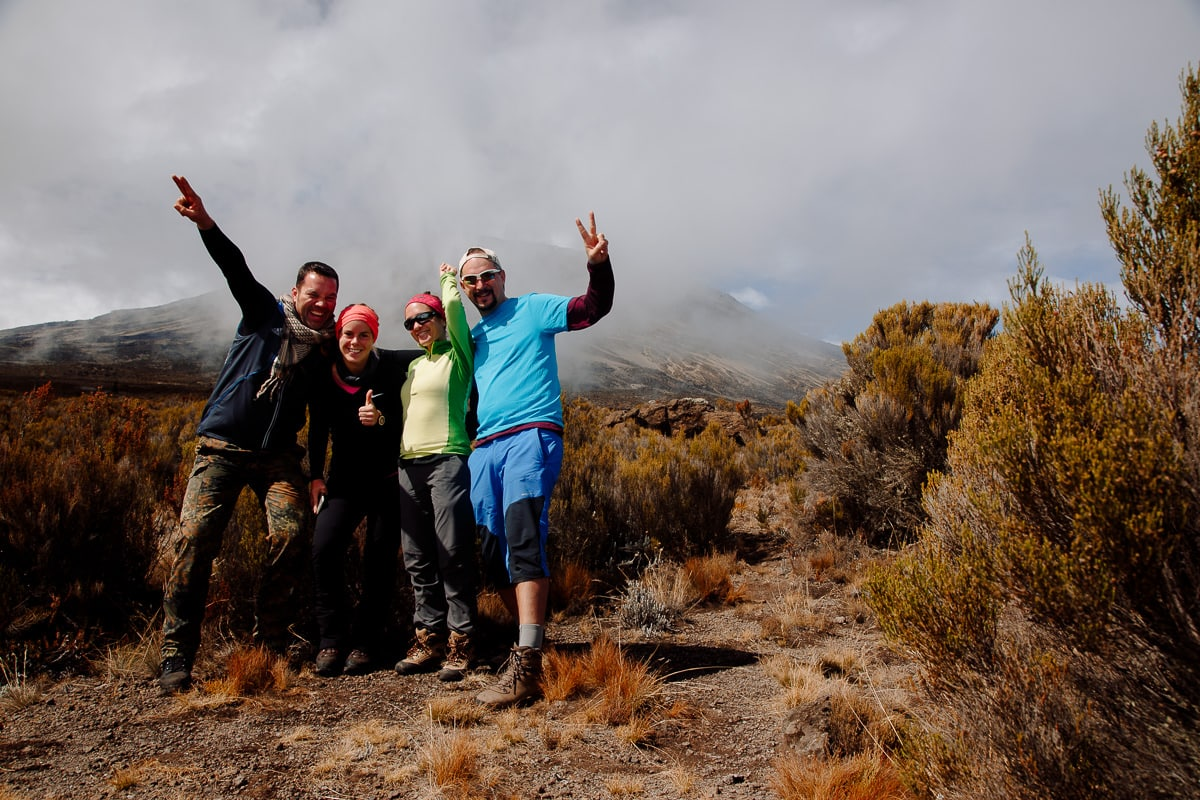 Kilimanjaro Third Cave 075548