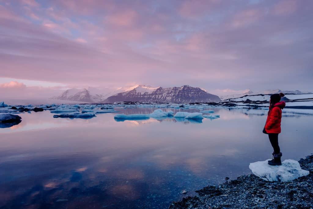 5 Consejos para Fotografiar Jokursalon en Islandia