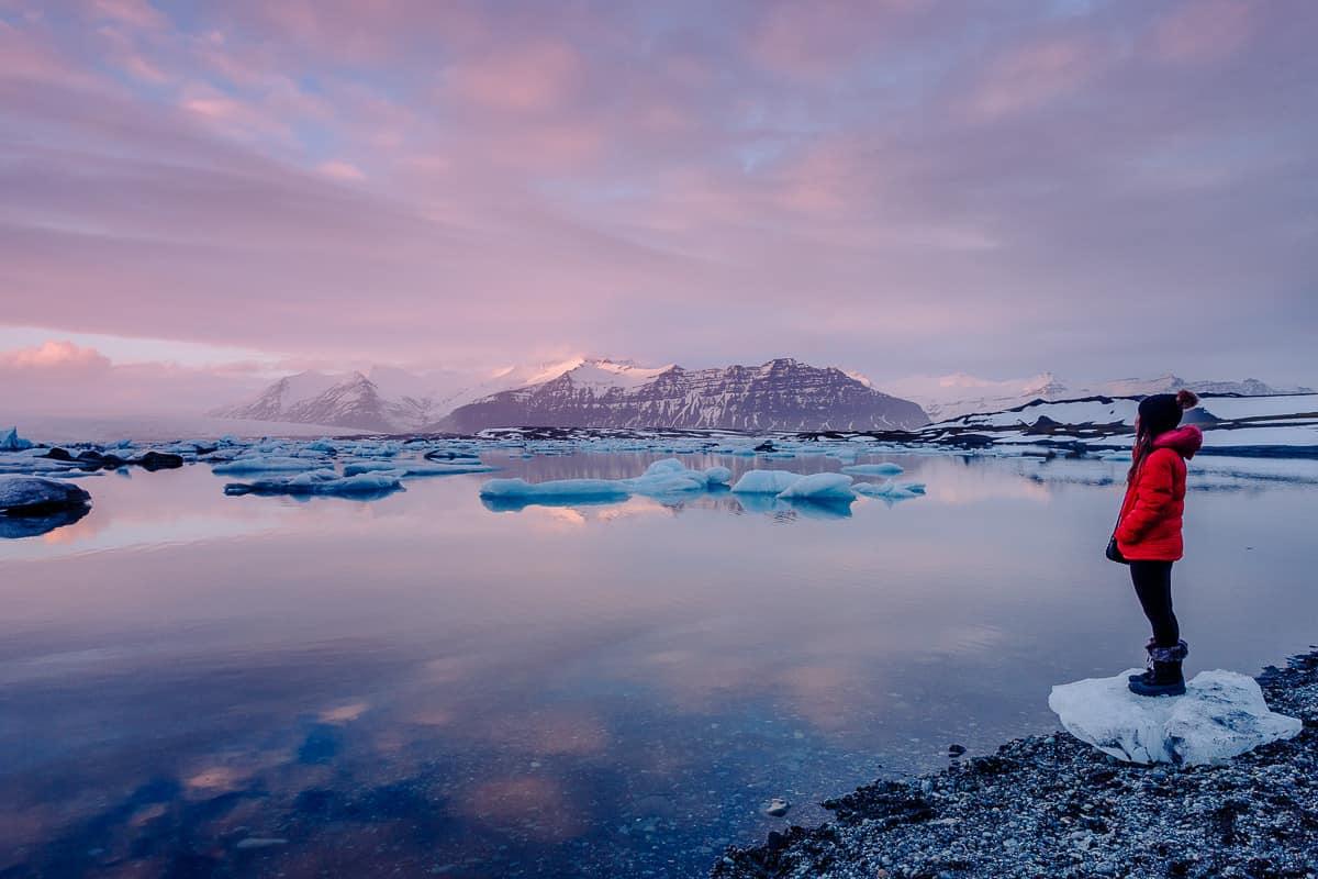 consejos aurora boreal islandia
