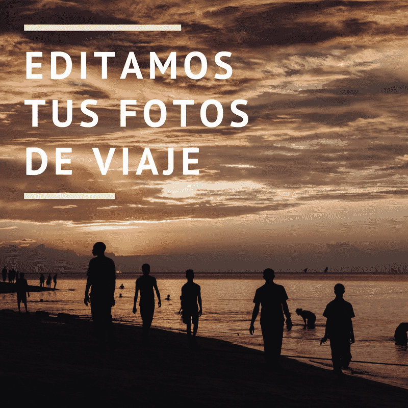 Editamos tus Fotos