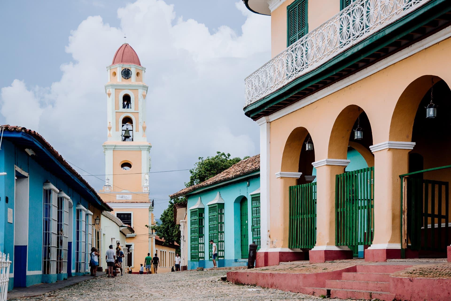 Cuba Trinidad 185843