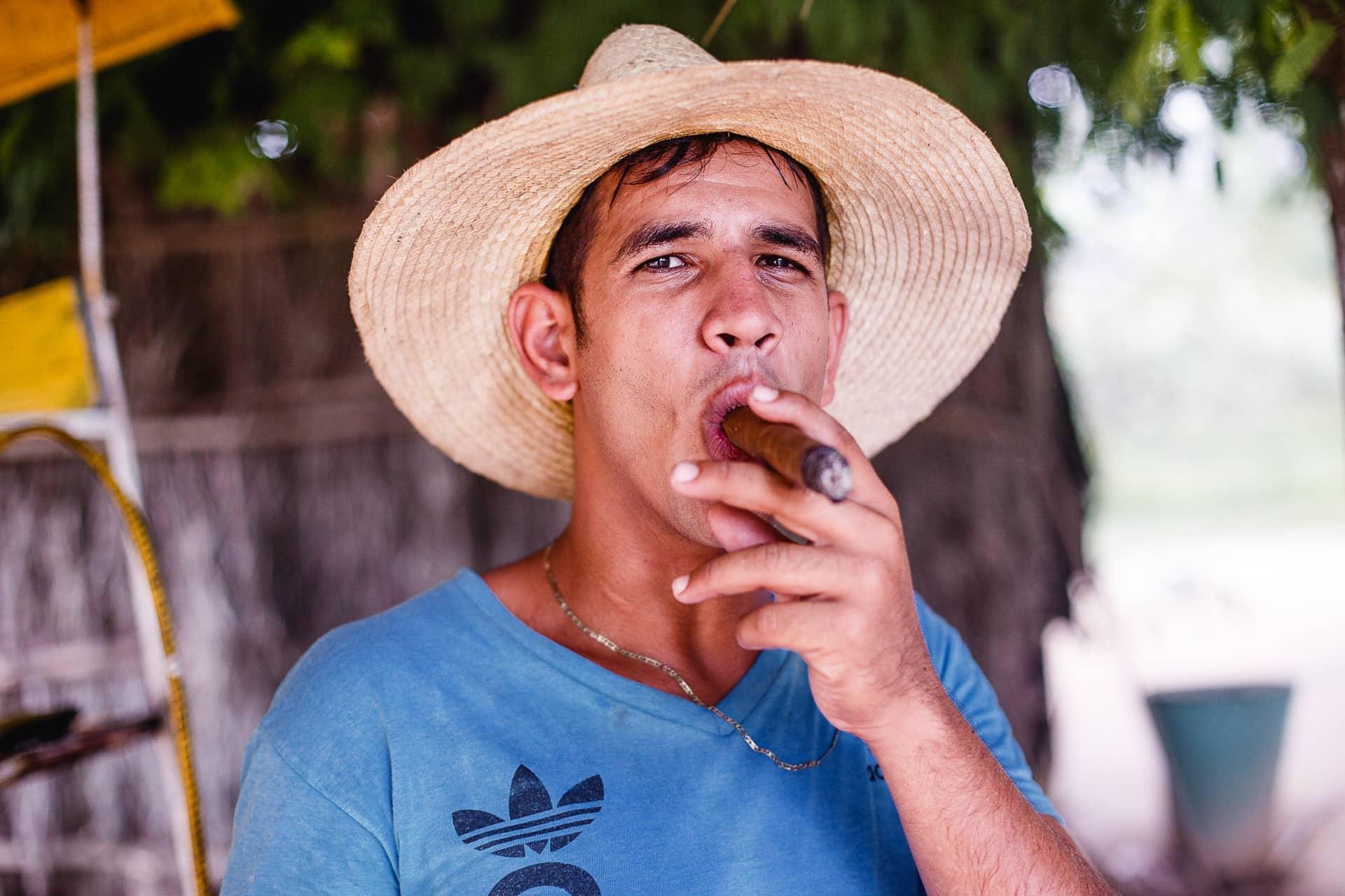 Viñales Cuba Tabaco112410