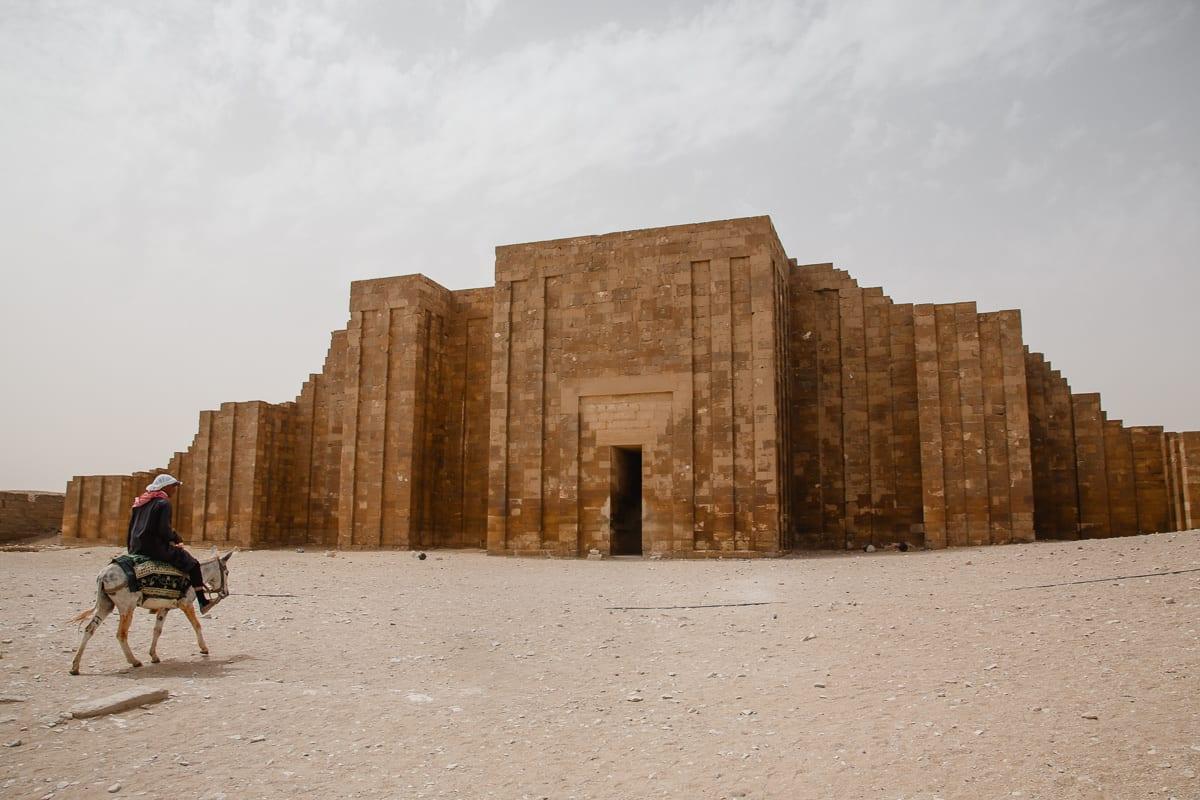 Día 1 | Saqqara y Dashur | Egipto