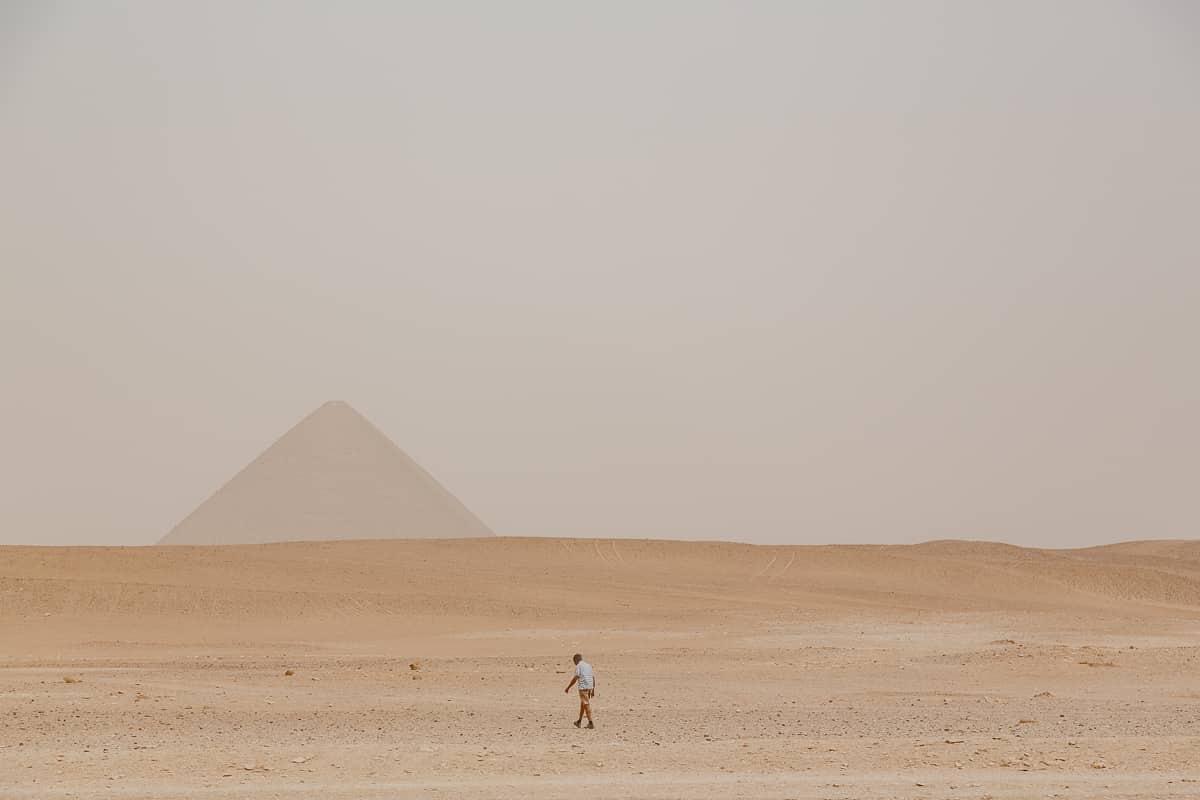piramide roja dashur