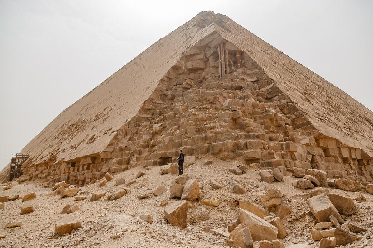 piramide truncada dashur
